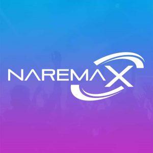 Logo NAREMAX Square Tanpa Com New
