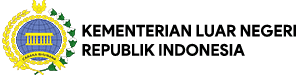 Logo Kemenlu Kementerian Luar Negeri Republik Indonesia